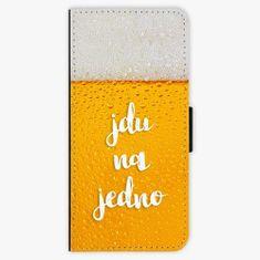 iSaprio Flipové pouzdro - Jdu na jedno - Samsung Galaxy S8 Plus