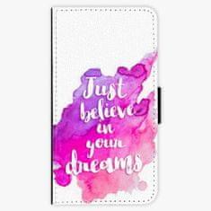 iSaprio Flipové pouzdro - Believe - Huawei P10 Plus