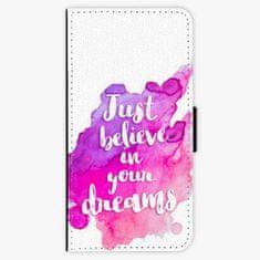 iSaprio Flipové pouzdro - Believe - Nokia 6