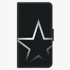 iSaprio Flipové pouzdro - Star - iPhone X
