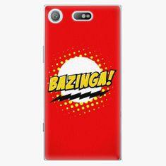 iSaprio Plastový kryt - Bazinga 01 - Sony Xperia XZ1 Compact