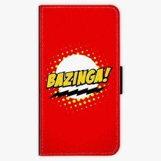 iSaprio Flipové pouzdro - Bazinga 01 - Huawei P10 Plus