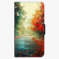 iSaprio Flipové pouzdro - Autumn 03 - iPhone X