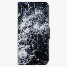 iSaprio Flipové pouzdro - Cracked - Samsung Galaxy S8 Plus