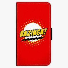 iSaprio Flipové pouzdro - Bazinga 01 - Samsung Galaxy A3