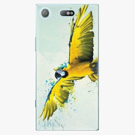 iSaprio Plastový kryt - Born to Fly - Sony Xperia XZ1 Compact