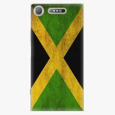 iSaprio Plastový kryt - Flag of Jamaica - Sony Xperia XZ1