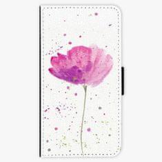 iSaprio Flipové pouzdro - Poppies - Huawei Nova