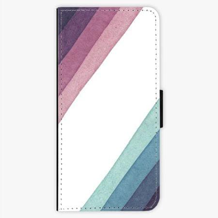 iSaprio Flipové pouzdro - Glitter Stripes 01 - Sony Xperia XA