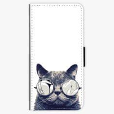iSaprio Flipové pouzdro - Crazy Cat 01 - LG G6 (H870)