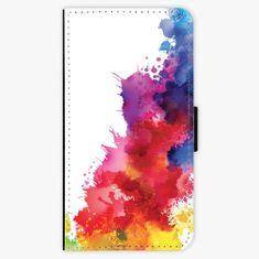 iSaprio Flipové pouzdro - Color Splash 01 - Huawei Nova