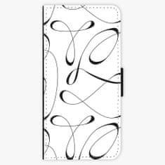 iSaprio Flipové pouzdro - Fancy - black - LG G6 (H870)