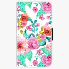 iSaprio Flipové pouzdro - Flower Pattern 01 - Huawei Nova