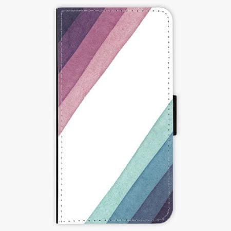 iSaprio Flipové pouzdro - Glitter Stripes 01 - Nokia 3