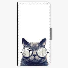 iSaprio Flipové pouzdro - Crazy Cat 01 - Nokia 6