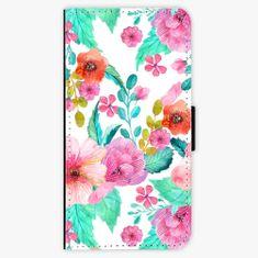 iSaprio Flipové pouzdro - Flower Pattern 01 - Huawei Ascend P9 Lite