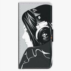iSaprio Flipové pouzdro - Headphones - Sony Xperia XA