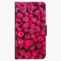 iSaprio Flipové pouzdro - Raspberry - Huawei Nova