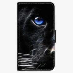 iSaprio Flipové pouzdro - Black Puma - Samsung Galaxy A3