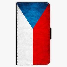 iSaprio Flipové pouzdro - Czech Flag - Samsung Galaxy A3