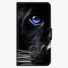iSaprio Flipové pouzdro - Black Puma - Huawei P10 Plus