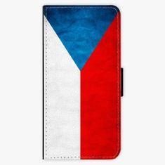 iSaprio Flipové pouzdro - Czech Flag - LG G6 (H870)