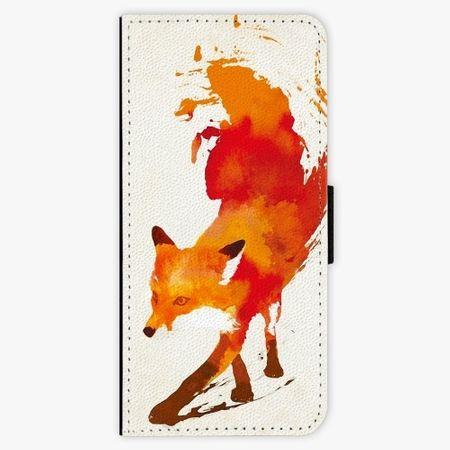 iSaprio Flipové pouzdro - Fast Fox - Samsung Galaxy S8 Plus