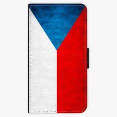 iSaprio Flipové pouzdro - Czech Flag - Huawei P10 Plus