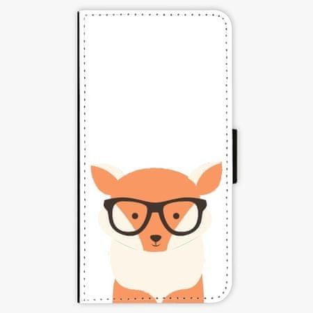 iSaprio Flipové pouzdro - Orange Fox - Sony Xperia XZ