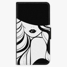 iSaprio Flipové pouzdro - First Lady - Huawei P10 Plus