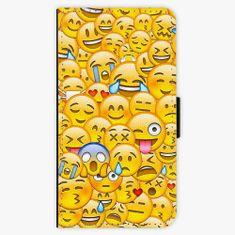 iSaprio Flipové pouzdro - Emoji - Samsung Galaxy A3