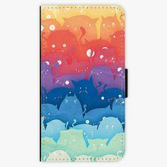 iSaprio Flipové pouzdro - Cats World - Samsung Galaxy A3