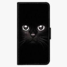 iSaprio Flipové pouzdro - Black Cat - iPhone 7 Plus