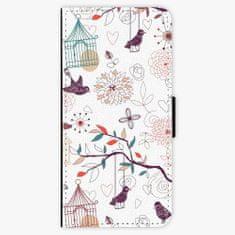 iSaprio Flipové pouzdro - Birds - LG G6 (H870)