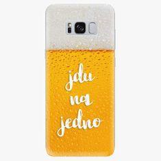 iSaprio Silikonové pouzdro - Jdu na jedno - Samsung Galaxy S8