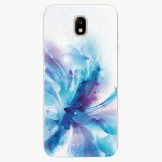 iSaprio Plastový kryt - Abstract Flower - Samsung Galaxy J5 2017