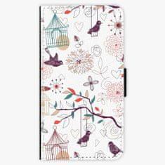 iSaprio Flipové pouzdro - Birds - Samsung Galaxy A3