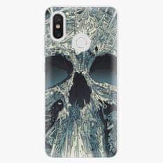iSaprio Plastový kryt - Abstract Skull - Xiaomi Mi 8