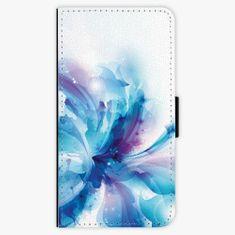 iSaprio Flipové pouzdro - Abstract Flower - Huawei P10 Plus