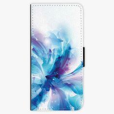 iSaprio Flipové pouzdro - Abstract Flower - Samsung Galaxy S8 Plus