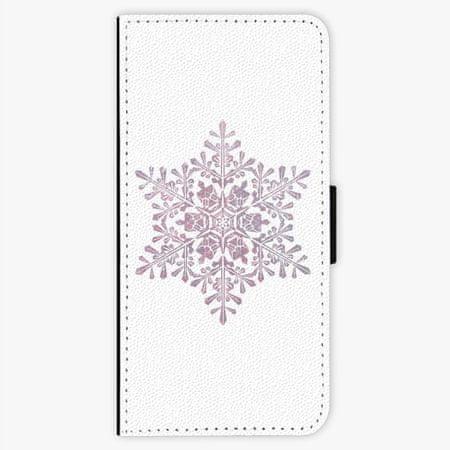 iSaprio Flipové pouzdro - Snow Flake - Samsung Galaxy S8