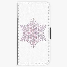 iSaprio Flipové pouzdro - Snow Flake - iPhone 8 Plus