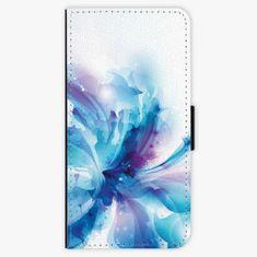 iSaprio Flipové pouzdro - Abstract Flower - Nokia 6