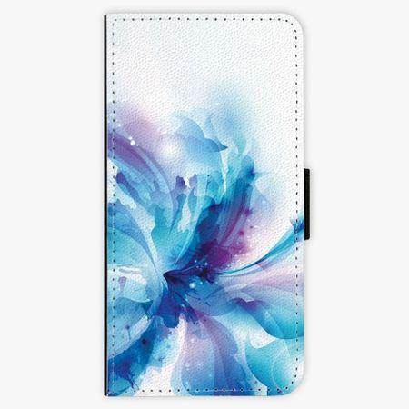 iSaprio Flipové pouzdro - Abstract Flower - iPhone 8 Plus