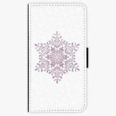 iSaprio Flipové pouzdro - Snow Flake - Huawei P10 Plus