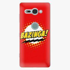 iSaprio Plastový kryt - Bazinga 01 - Sony Xperia XZ2 Compact
