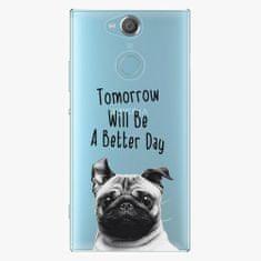 iSaprio Plastový kryt - Better Day 01 - Sony Xperia XA2