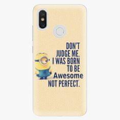 iSaprio Plastový kryt - Be Awesome - Xiaomi Mi 8