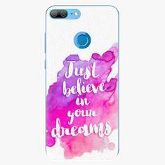 iSaprio Plastový kryt - Believe - Huawei Honor 9 Lite