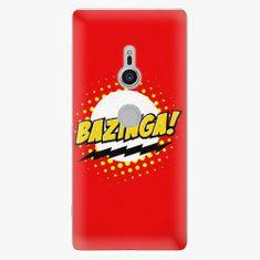 iSaprio Plastový kryt - Bazinga 01 - Sony Xperia XZ2